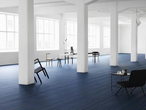 Jean Nouvel signe une collection de revêtement de sols pour Bolon | Dans l'actu | Doc' ESTP | Scoop.it