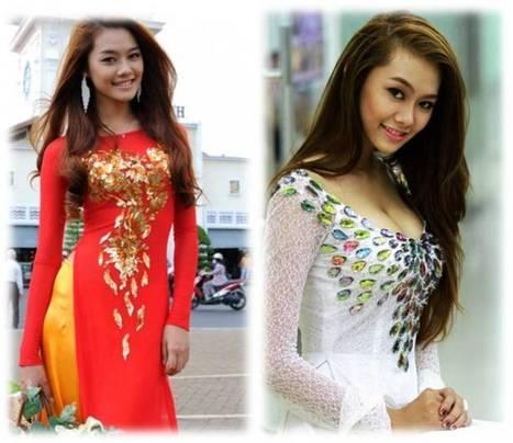 Vietnam Top Model - Trần Ngọc Linh Chi - Asian Girls #4 | Asian Girls Review | Scoop.it