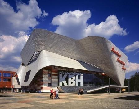 [Moscow, Russia] KBH / Atrium studio | The Architecture of the City | Scoop.it