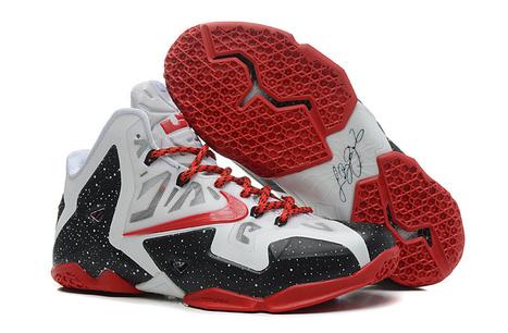 Cheap Lebron 11 White Red Black White Dot - Cheap Lebron 11,Cheap Lebron 10,Cheap Nike Lebrons,Cheap Lebrons For Sale! | cheap lebron 11 for sale on www.cheapjames11.com | Scoop.it