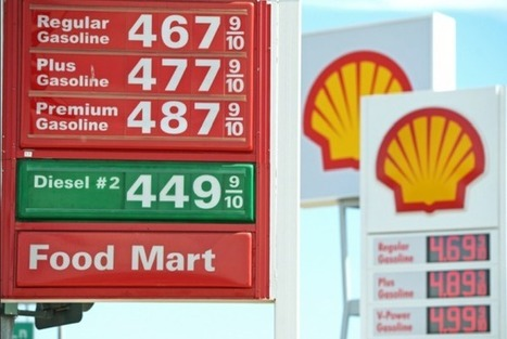 'Thought It Was a Mistake on the Sign': California Gas Prices Officially Hit All-Time High | Littlebytesnews Current Events | Scoop.it