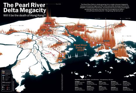 Pearl River Delta Megacity | Chine Actu | Scoop.it