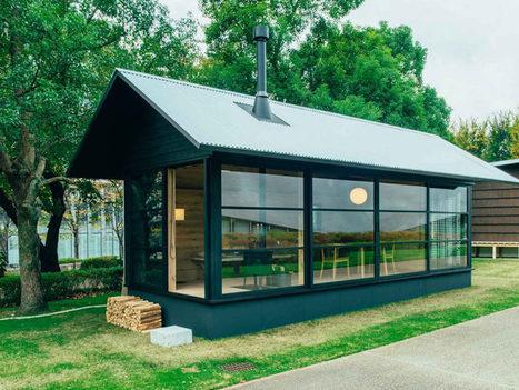 Des maisons d'architectes pour seulement 22 000 euros ! | Immobilier | Scoop.it