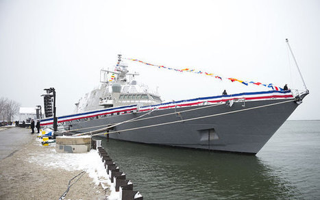 America's newest warship breaks down at sea after 20 days | Upsetment | Scoop.it