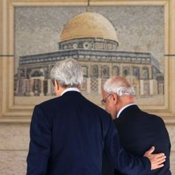 Palestinians: Kerry close to getting Israeli-PA peace talks back on track - Diplomacy & Defense | Modern Christians | Scoop.it