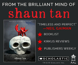 Shaun Tan Talks with Roger by Roger Sutton | Young Adult Novels | Scoop.it
