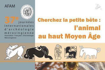 37e journées internationales d'archéologie mérovingienne | L'observateur du patrimoine | Scoop.it