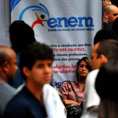 Enem: inscrições começam hoje com expectativa 6 milhões de candidatos   ENEM   Scoop.it