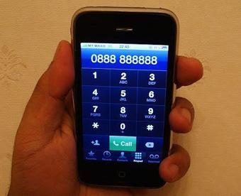Số điện thoại 0888 888 888 độc và điều ký lạ | Lốp ô tô Duy Trang | Scoop.it