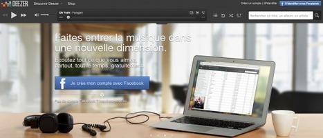 Deezer à la conquête du monde! | French Digital News | Scoop.it