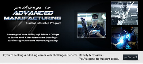 Pathways to Advanced Manufacturing Student Internship Program- Sponsored by QMC Technologies, Inc. | FACTS VS MYTHS, SALARIES AND BENEFITS | | Manufacturing Jobs & Workforce Today | Scoop.it