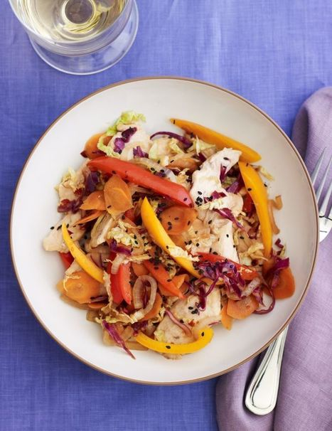 Good Old-Fashioned Stir-Fry | Meat Recipies | Scoop.it