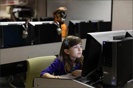 Virtual Learning for Little Ones Raises Developmental Questions   EdD etc.   Scoop.it