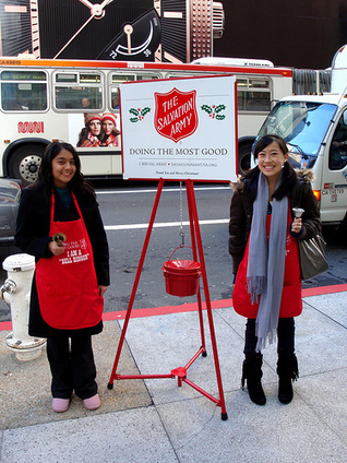 Secular and non-bigoted alternatives to the Salvation Army   Modern Atheism   Scoop.it