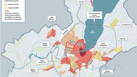 La future cartographie du trafic genevois est dessinée | SNOTPG - Site Non Officiel des tpg | Scoop.it