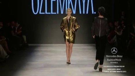 Özlem Kaya deneysel kumaşları ile MBFW İstanbul'da   Fashion Films   Scoop.it