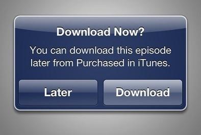 iTunes: Achetez maintenant, télécharger plus tard... | Geeks | Scoop.it