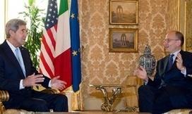 Datagate: crisi diplomatica, tranne che in Italia | PaginaUno - Società | Scoop.it