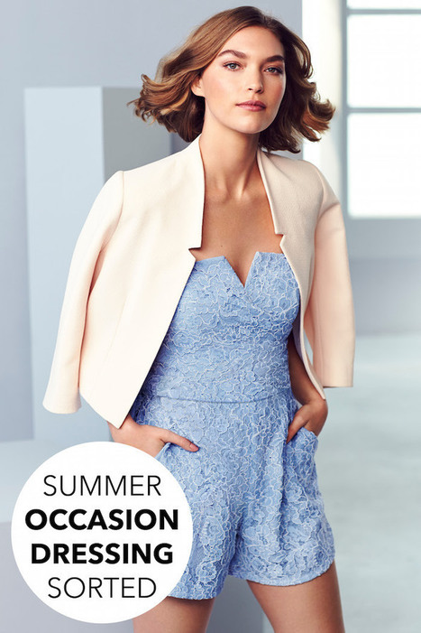 4 of the Best Places to Shop For Summer Occasion Wear | Fashion | Scoop.it