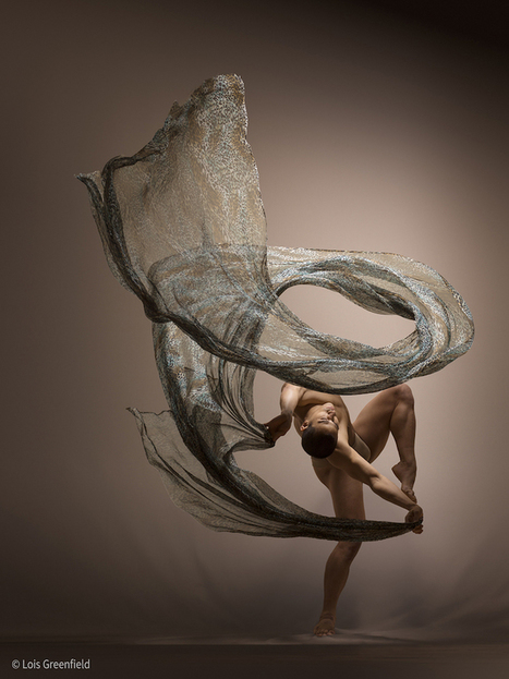 Interview: Dynamic Photos of Dancers Frozen Mid-Movement by Lois Greenfield | Inspiration | Scoop.it