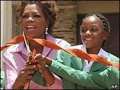 BBC NEWS | Africa | Oprah opens school in S Africa | The American Mafia | Scoop.it