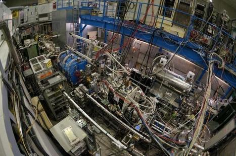 Antimatter experiment produces first beam of antihydrogen | CERN | Fysikk | Scoop.it