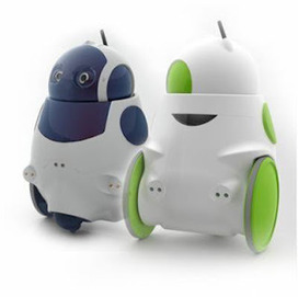 "Q.bo, quando i robot diventano open source | L'impresa ""mobile"" | Scoop.it"