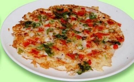 Onion Tomato Utappam Recipe | Recipes | Scoop.it