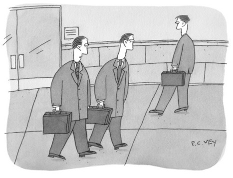 Strategic Humor: Cartoons from the November 2013 Issue | Funny! | Scoop.it