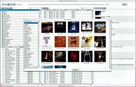 aTunes, excelente organizador y reproductor de audio multiplataforma y gratuito | Recull diari | Scoop.it