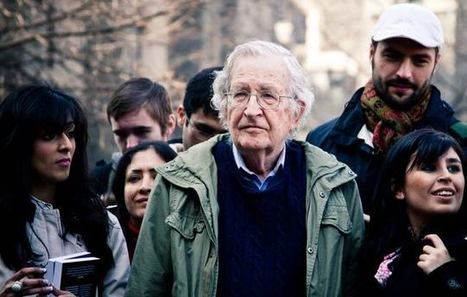 Henry A. Giroux | Noam Chomsky and the Public Intellectual in Turbulent Times - Truth-Out | popularizing the academia | Scoop.it