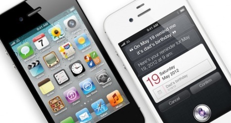 The First iPhone 4S Video | iPhoneApps | Scoop.it