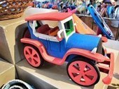 Toys Made from Recycled Flip Flops | Do It Yourself | Scoop.it