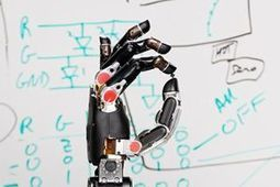 This Robotic Hand Wired to a Brain Implant Restored a Paralyzed Man's Sense of Touch - Singularity HUB | BeBetter | Scoop.it