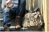 best distressed canvas rucksacks | personalized canvas messenger bags and backpack | Scoop.it