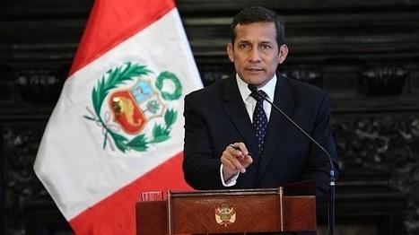 Ollanta Humala: Esconde los Vínculos personales de su Familia con César Alvarez   RenovaciónPolitica   Scoop.it