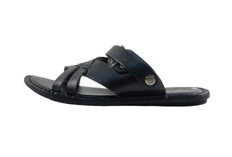 Sandal nam quai da màu đen (FA-8705) | Dịch vụ Vas | Scoop.it