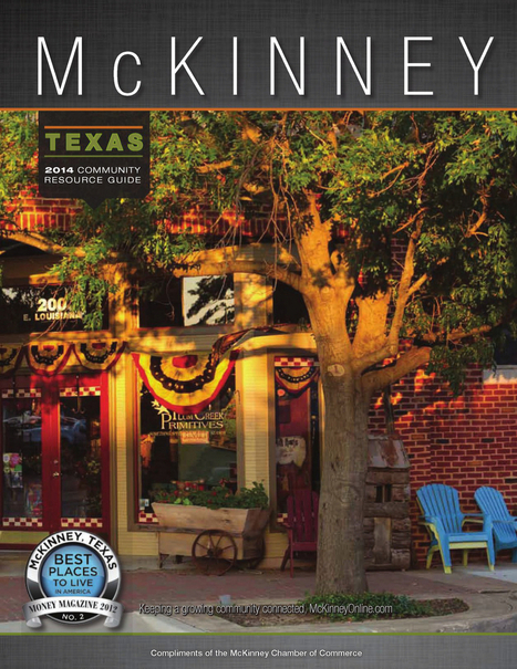 McKinney Magazine 2014 Community Resource Guide | Editorial Photography | Scoop.it