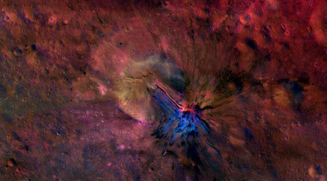 New Colorized Images of Vesta | Project Deltachron | Scoop.it
