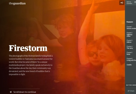 Firestorm: The story of the bushfire at Dunalley | SemillasDelFuturo | Scoop.it