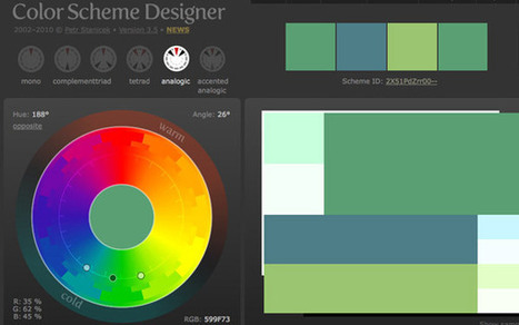Introduction to Color Theory For Mobile Apps   Mobile Technology   Scoop.it