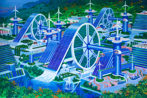 How An Architect Who Has Never Left North Korea Imagines The Future | Strange days indeed... | Scoop.it
