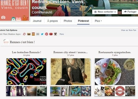 6 outils web pour améliorer votre communication sur Pinterest - Social Media Pro | Social Media in organizations | Scoop.it