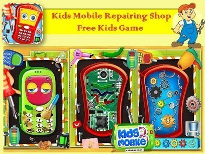 Kids Mobile Repairing - Android Apps on Google Play | Laura Kelly | Scoop.it