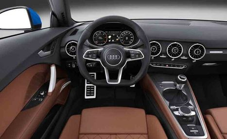 2016 Audi TT Review And Specs   Daily blog on Car Models, News, Pictures, Price and Specification.   Scoop.it