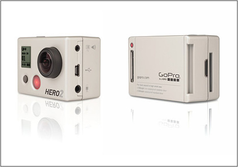 "GoPro launches HD Hero2 and WiFi accessory allowing video streaming | ""Cameras, Camcorders, Pictures, HDR, Gadgets, Films, Movies, Landscapes"" 