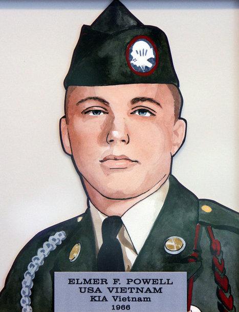 Wall of Heroes: Pfc. Elmer F. Powell - NJ.com | Acts of heroism | Scoop.it