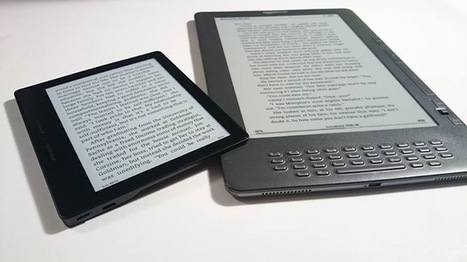 Look How Far the Kindle Has Come | Ebook and Publishing | Scoop.it