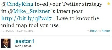 8 Easy Ways to Network on Twitter | Social Media Examiner | Twitter Stats, Strategies + Tips | Scoop.it