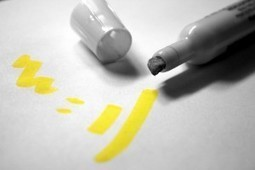 Ban Yellow Highlighters! 5 Poor CCSS Teaching Strategies - Making the Common Core Practical   Teacher-Librarian   Scoop.it